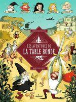 Vente Livre Numérique : Les aventures de la table ronde  - Christine Palluy