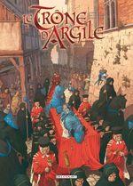 Vente EBooks : Le Trône d'argile T04  - Theo