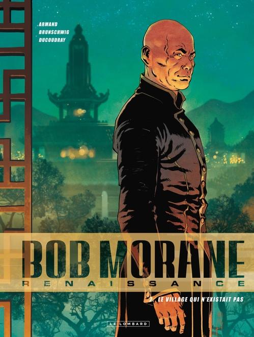 Bob Morane - renaissance T.2 ; le village qui n'existait pas