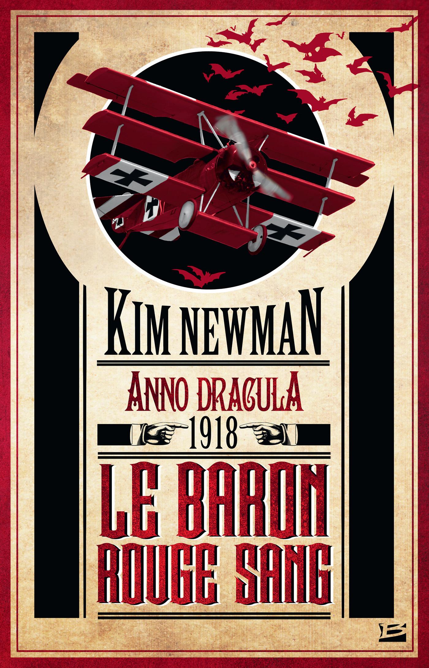 Anno Dracula T.2 ; le baron rouge sang