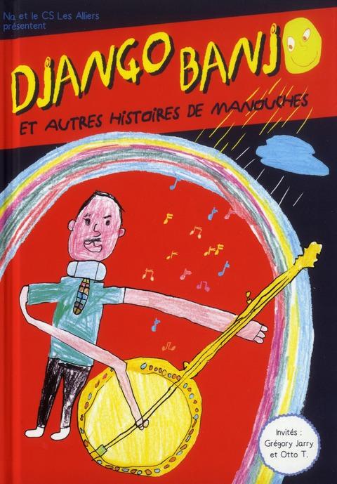 Django banjo