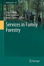 Services in Family Forestry  - Anne Toppinen - Teppo Hujala - Brett J. Butler