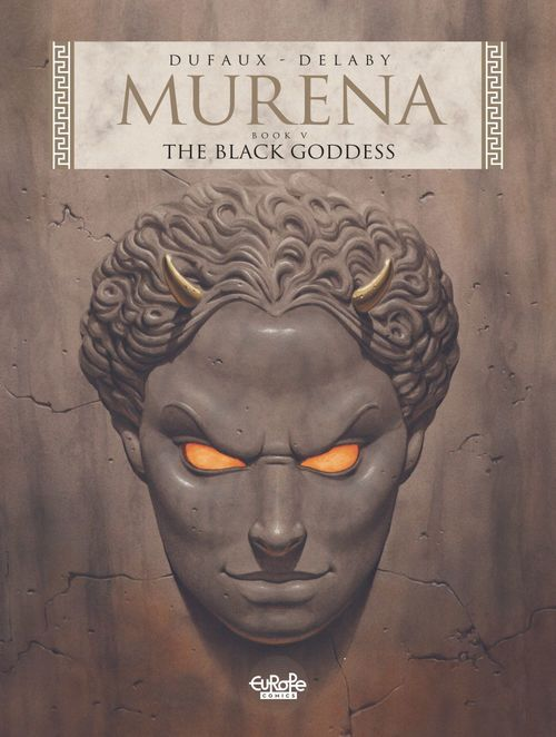 Murena 5. The Black Goddess
