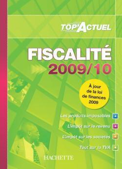 Top'actuel ; fiscalité (édition 2009/2010)