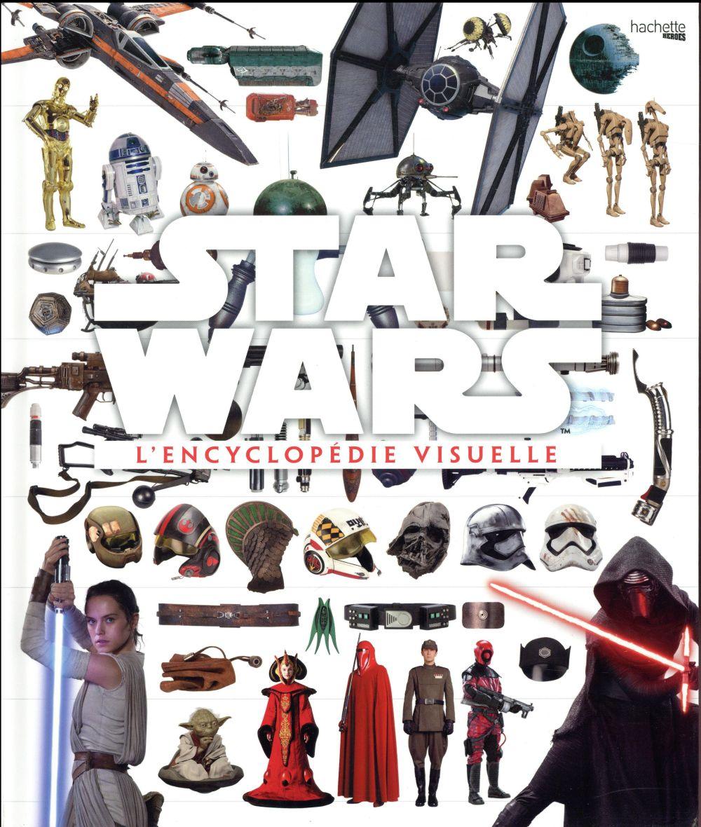 L'encyclopédie visuelle Star Wars