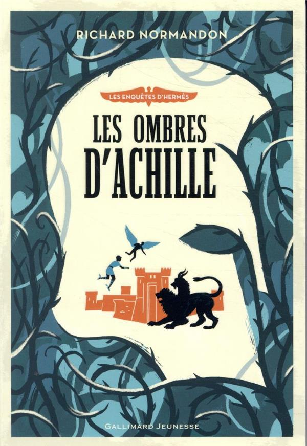 Les enquêtes d'Hermès T.4 ; les ombres d'Achille