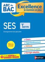 ABC DU BAC EXCELLENCE T.12 ; sciences économiques et sociales ; terminale