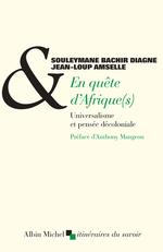 Vente Livre Numérique : En quête d'Afrique(s)  - Souleymane bachir Diagne - Jean-Loup AMSELLE