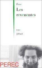 Vente Livre Numérique : Les Revenentes  - Georges Perec