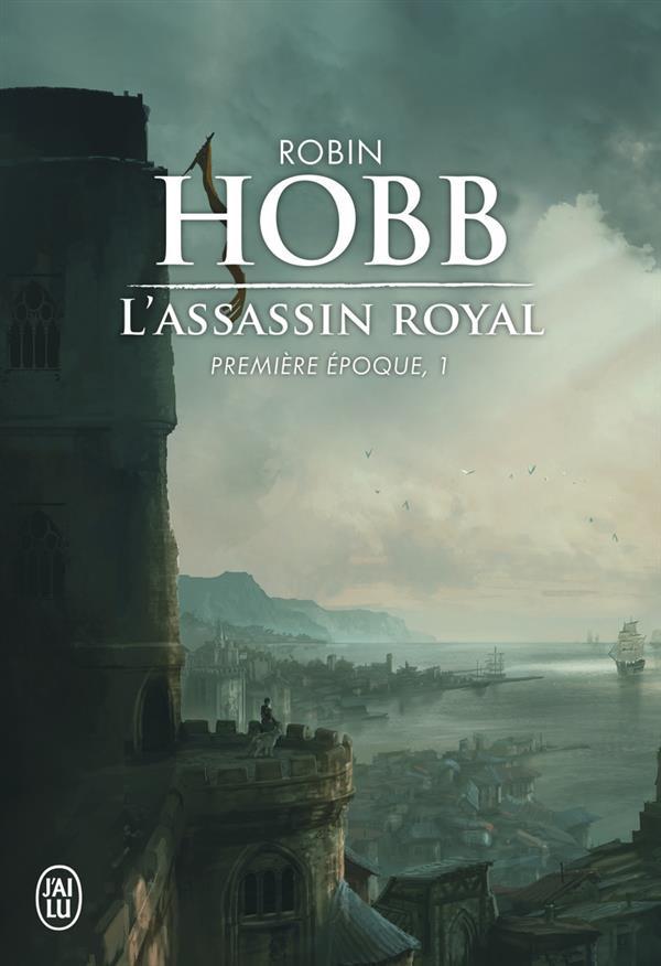 L'assassin royal ; INTEGRALE VOL.1 ; T.1 A T.3 ; première époque