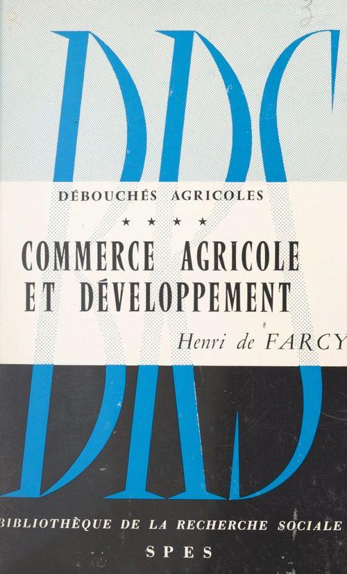 Débouchés agricoles (4)