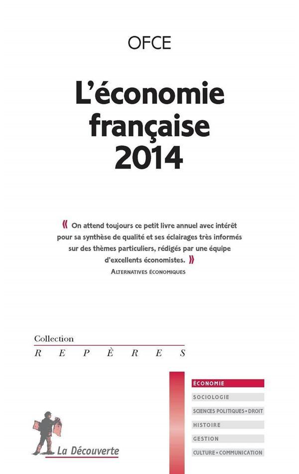 L'Economie Francaise 2014