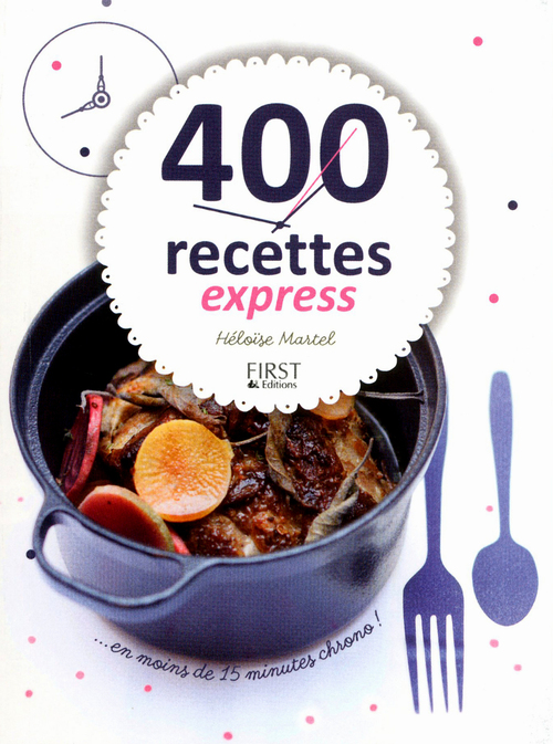 400 recettes express
