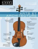 Vente Livre Numérique : Le Dictionnaire Visuel Définitions - Arts et architecture  - Ariane Archambault - Jean-Claude Corbeil