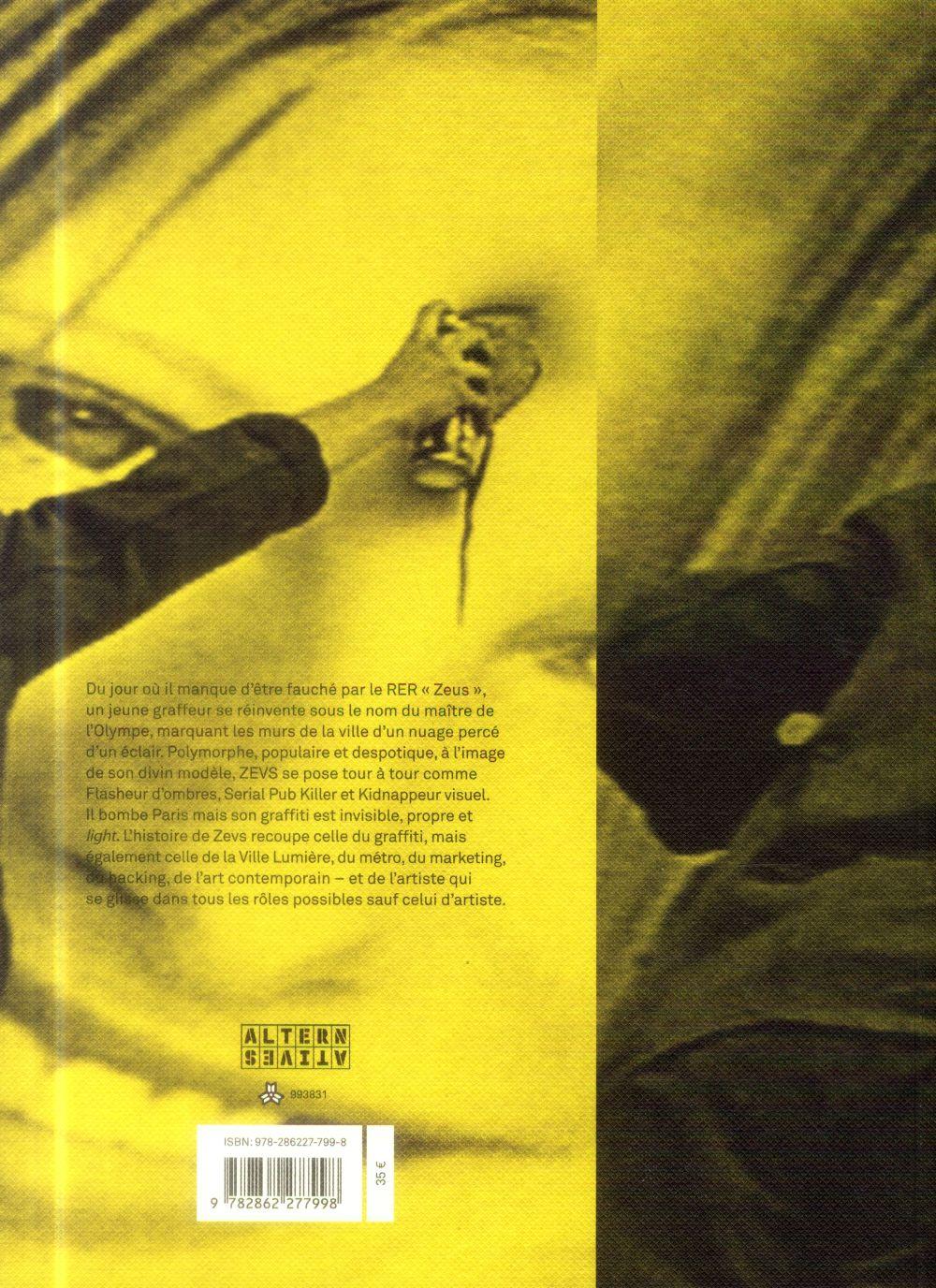 Zevs ; l'exécution d'une image