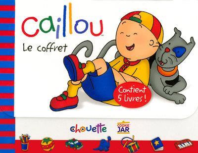 Caillou ; Coffret