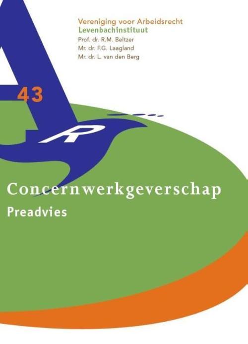 Concernwerkgevers, Preadvies Levenbach/VvA