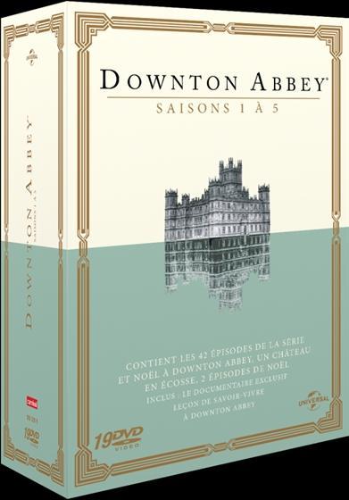Downton Abbey - Saisons 1 à 5