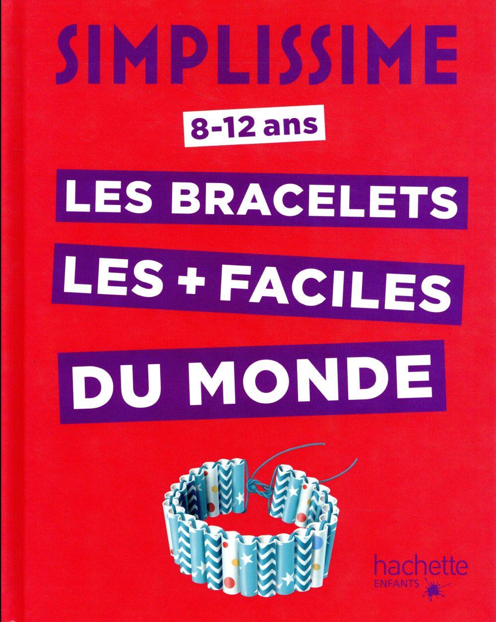 Simplissime ; les bracelets en fil les plus faciles du monde