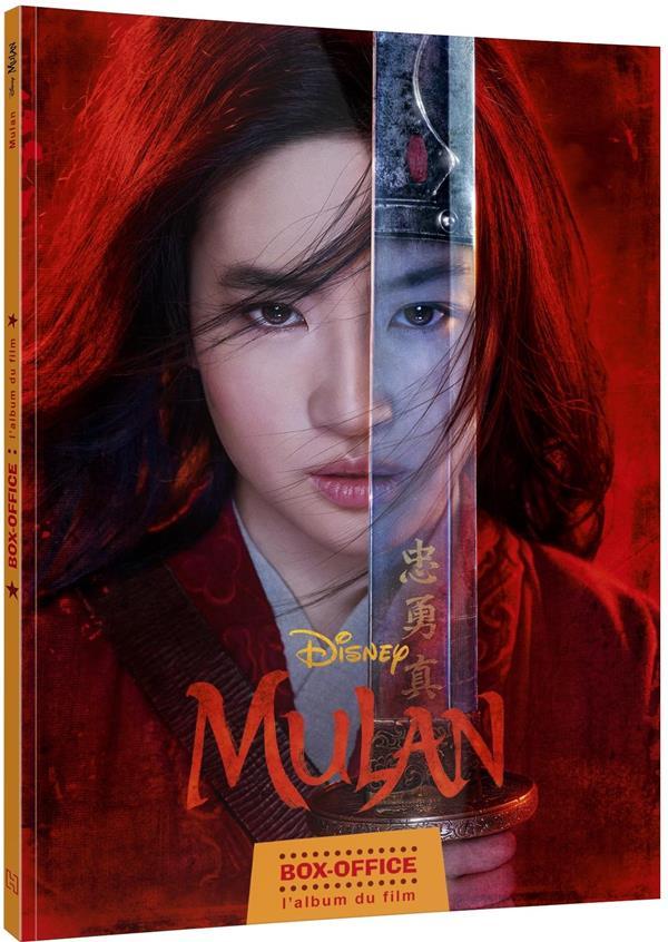 Mulan,le film ; box-office ; l'album du film