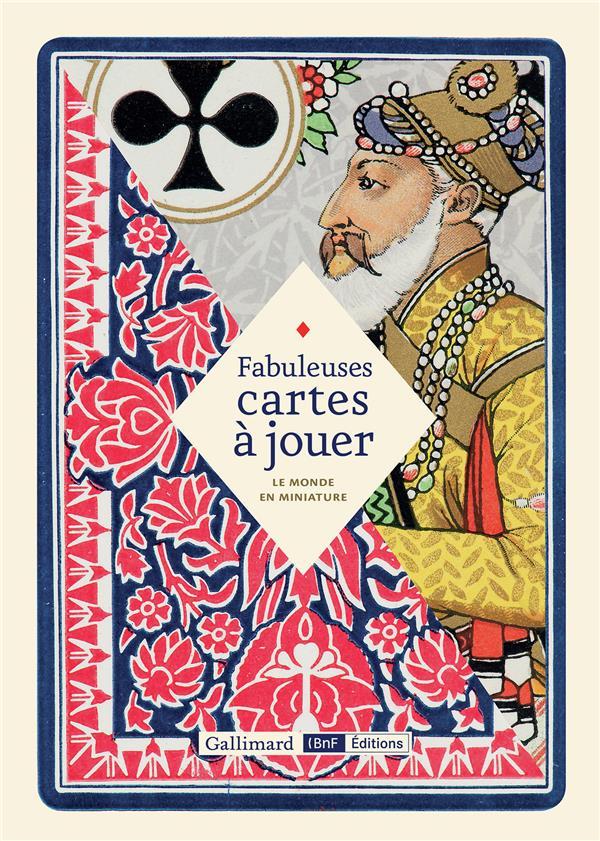 Fabuleuses cartes à jouer ; le monde en miniature
