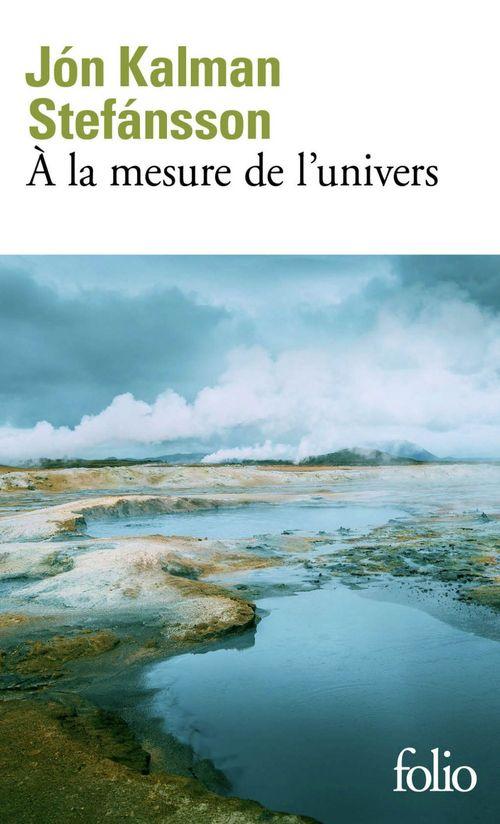 Vente EBooks : À la mesure de l'univers  - Jón Kalman Stefánsson