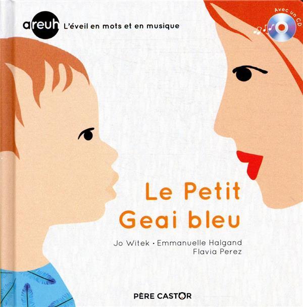 LE PETIT GEAI BLEU