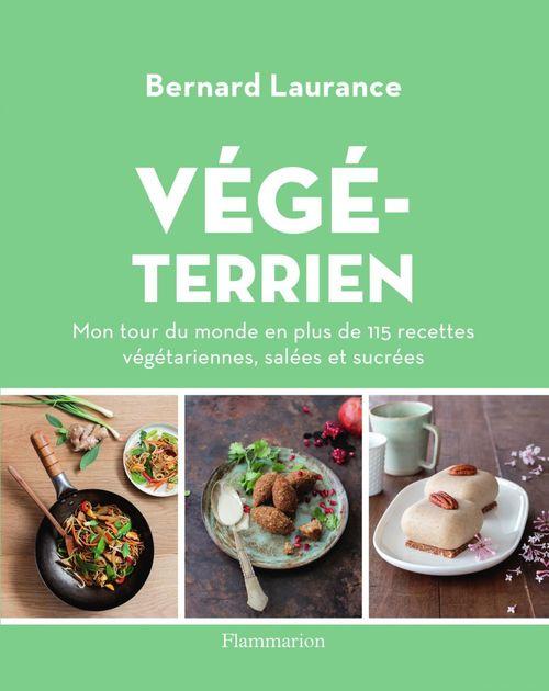 Végéterrien. Mon tour du monde en plus de 115 recettes végétariennes salées et sucrées !