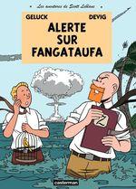 Les aventures de Scott Leblanc (Tome 1) - Alerte sur Fangataufa