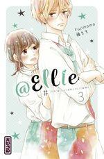 Vente Livre Numérique : @Ellie #je n'ai pas besoin de petit ami T.3  - Momo Fuji