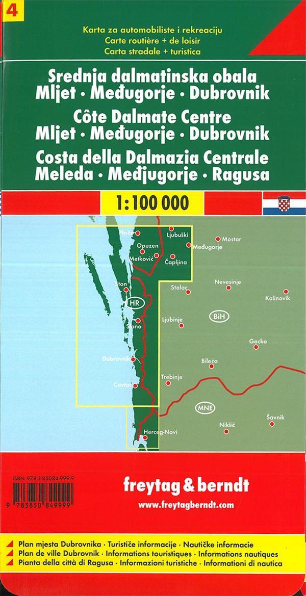 Middle Dalmatian coast