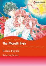 Vente EBooks : Harlequin Comics: The Moretti Heir  - Katherine Garbera - Rurika Fuyuki