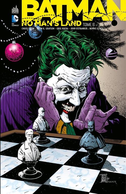 Batman - no man's land T.6  - . Collectif  - John Ostrander  - Greg Rucka  - Devin Grayson  - Chuck Dixon