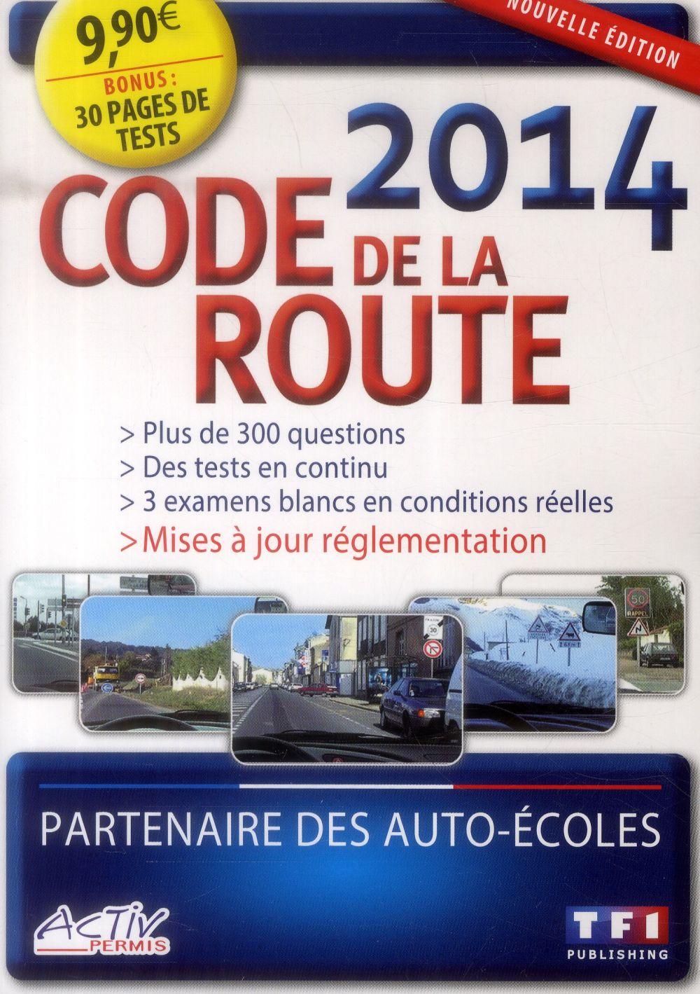 Code de la route (édition 2014)