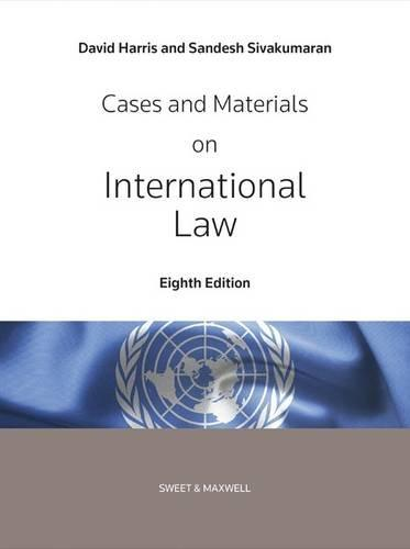 CASES AND MATERIALS