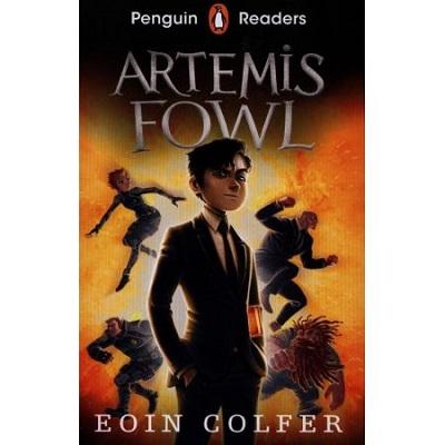 ARTEMIS FOWL (PENGUIN READER 4)(LIVRE EN ANGLAIS)