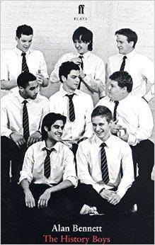 HISTORY BOYS (LIVRE EN ANGLAIS)