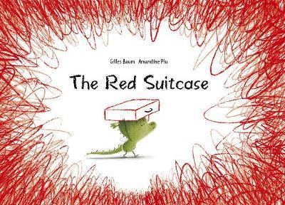 RED SUITCASE (RELIÉ)(LIVRE EN ANGLAIS)
