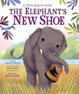 ELEPHANT'S NEW SHOE, THE (LIVRE EN ANGLAIS)