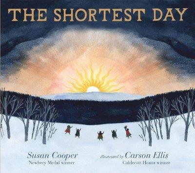 SHORTEST DAY (LIVRE POUR ENFANT EN ANGLAIS)