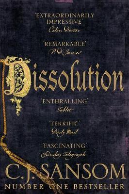 DISSOLUTION (1) (LIVRE EN ANGLAIS)