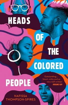 HEADS OF THE COLORED PEOPLE (LIVRE EN ANGLAIS)