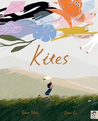KITES (LIVRE POUR ENFANT EN ANGLAIS)