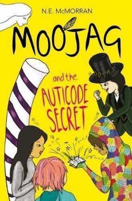 MOOJAG AND THE AUTICODE SECRET (LIVRE EN ANGLAIS)