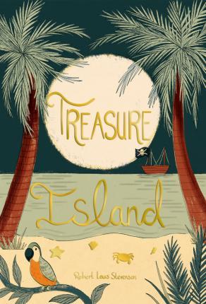 TREASURE ISLAND (WORDSWORTH COLLECTOR'S EDITIONS)(LIVRE EN ANGLAIS)