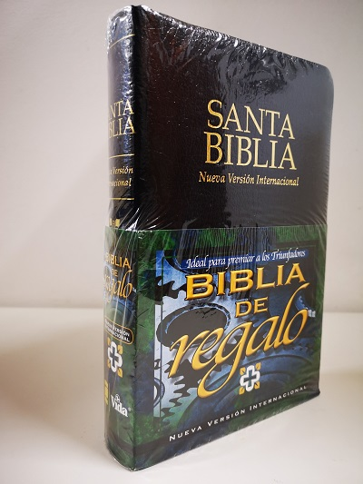 BIBLE EN ESPAGNOL SANTA BIBLIA NUEVA VERSION INTERNACIONAL