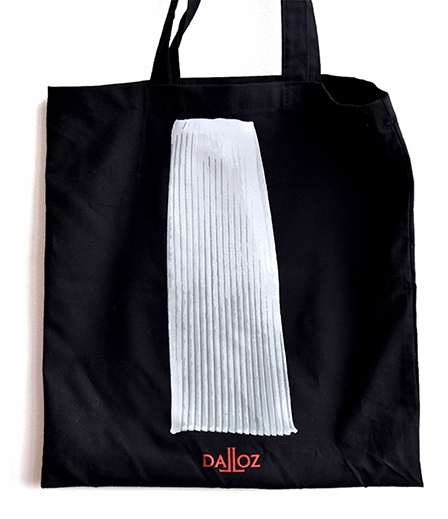 SAC AVOCAT DALLOZ - NOIR