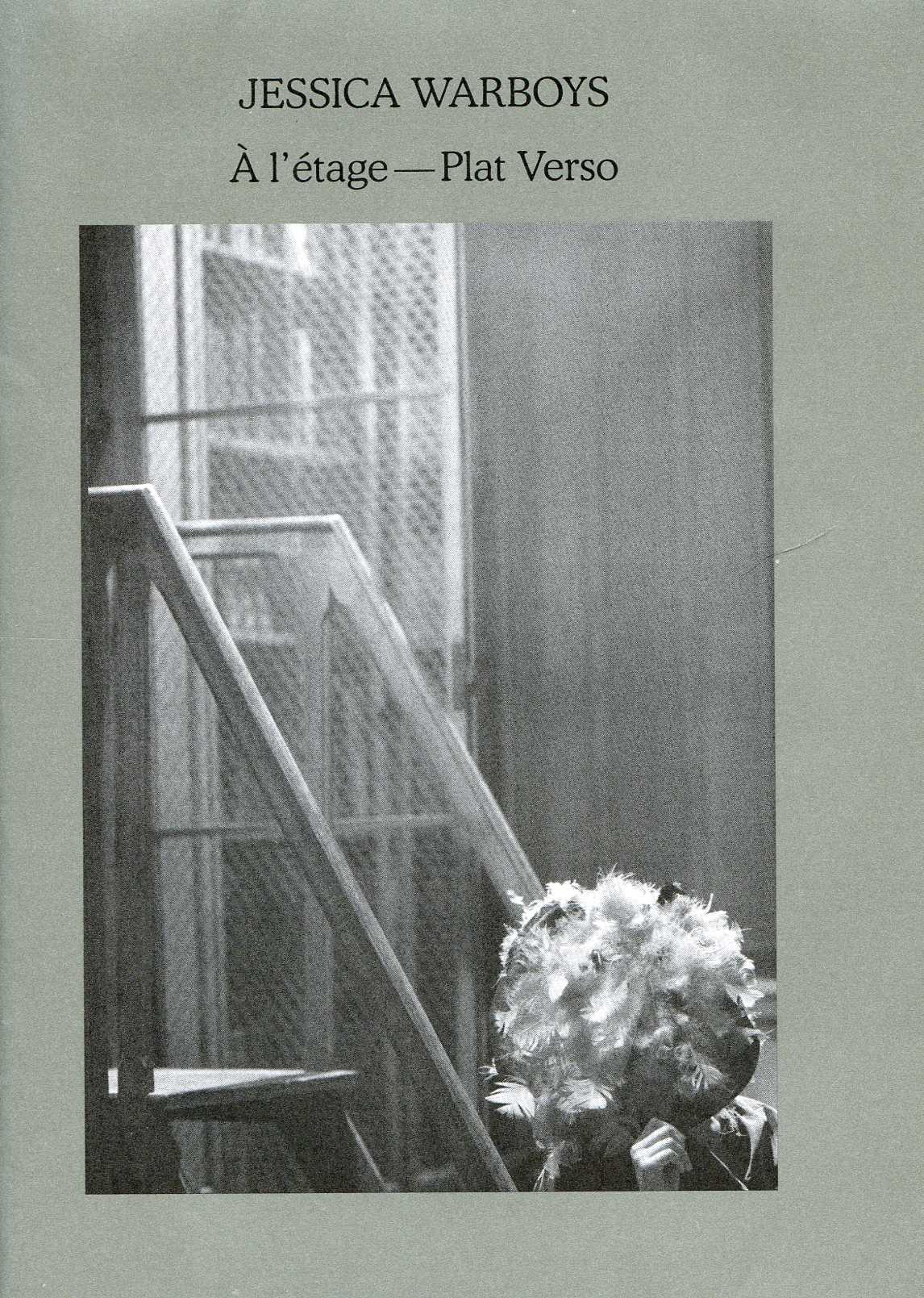 JESSICA WARBOYS, A L'ETAGE - PLAT VERSO