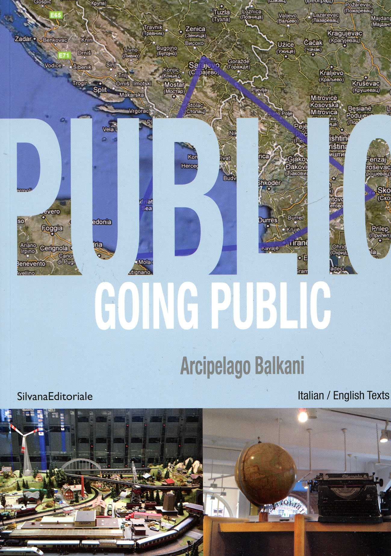 GOING PUBLIC 010 -ARCIPELI BALCANI (ITALIEN /ANGLAIS)