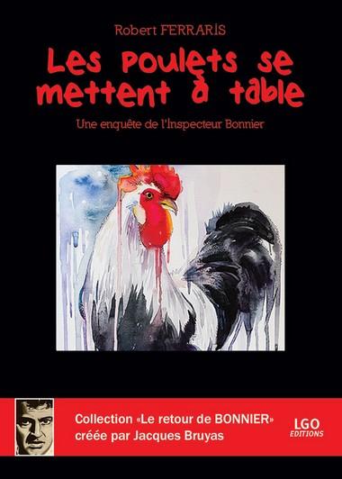 LES POULETS SE METTENT A TABLE